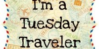Tuesday Traveler Button Large