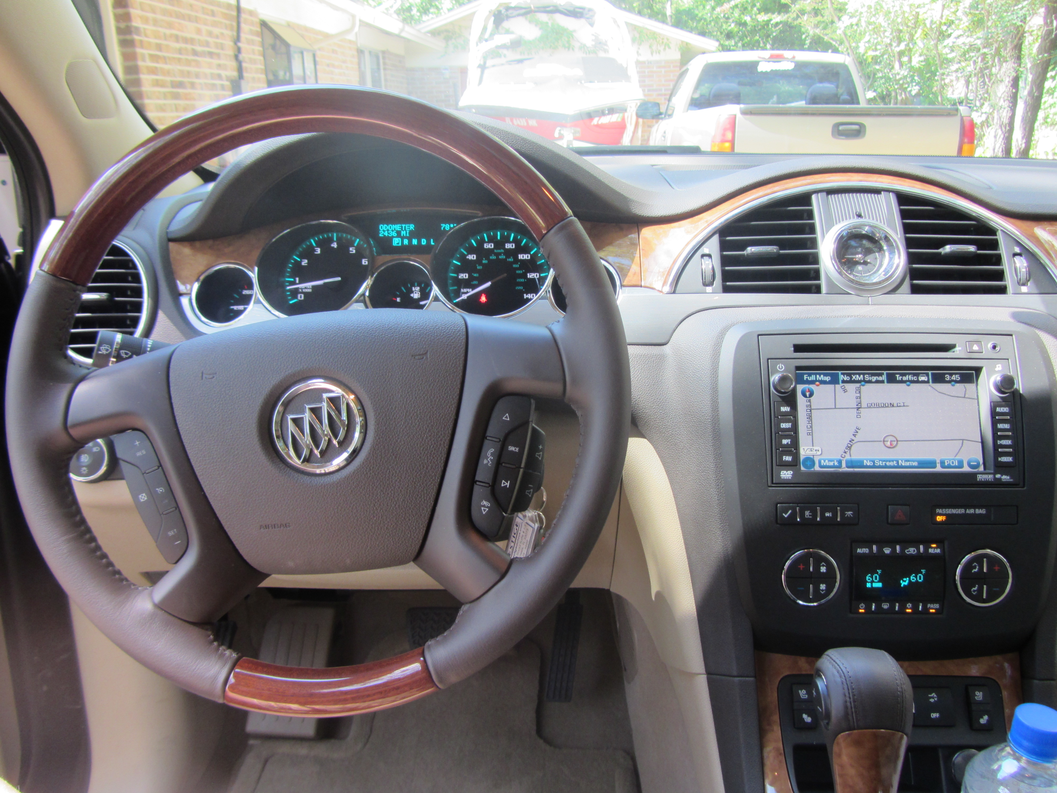 buick specifications guide car engine tv en full fwd cx price the technical motoring enclave