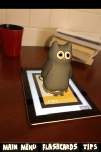 Mitchlehan Media AR Flashcards app