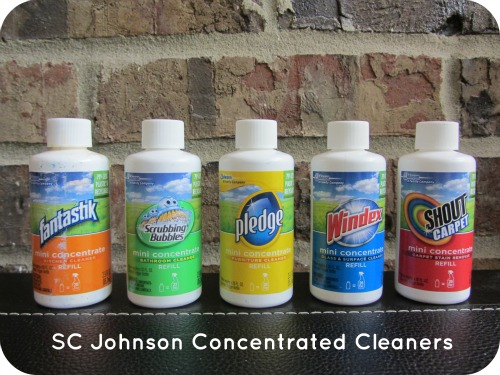 SC Johnson Concentrated Cleaners