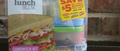 LunchBlox Rubbermaid Sandwich Kit