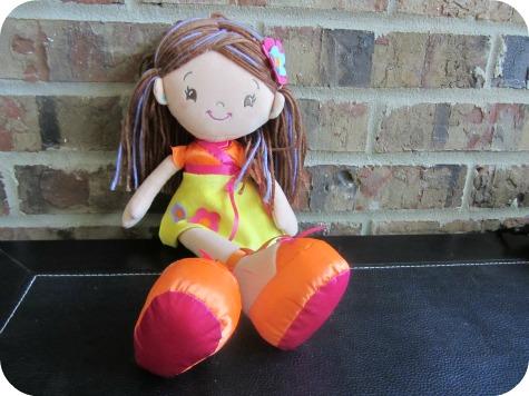 Sloan GUND Girl Doll