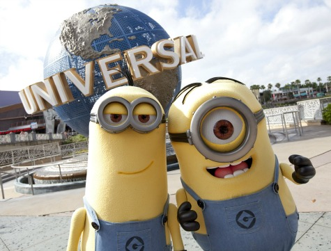 Minions at Universal Orlando Resort
