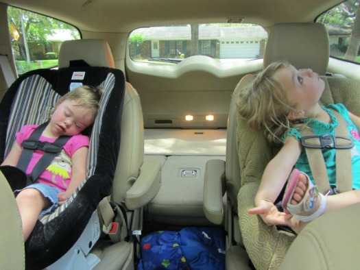 Child Passenger Safety Week 2012