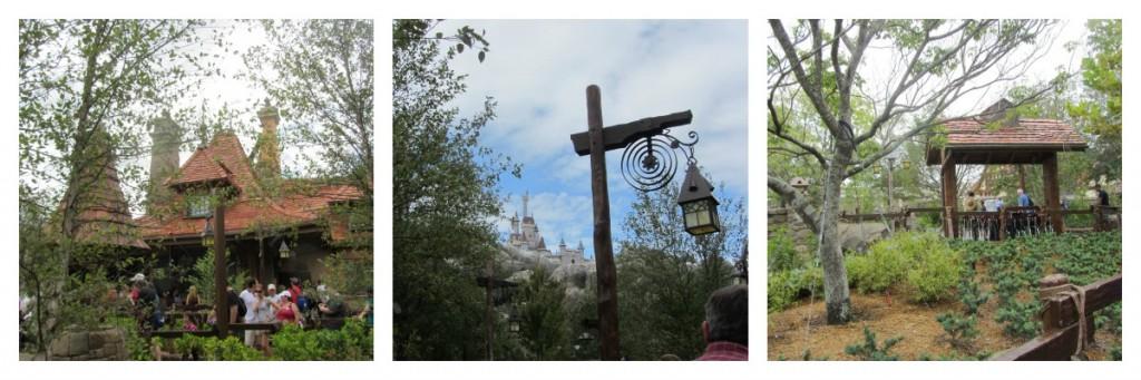 Disney World's New Fantasyland Maurice Cottage Details
