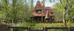 Disney's New Fantasyland Maurice's Cottage