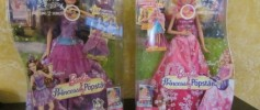 Barbie The Princess and The Popstar Dolls