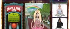 Kostume Kreator Princess Maggie