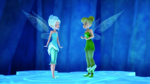 Periwinkle and Tinker Bell