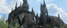Wizarding World of Harry Potter Castle