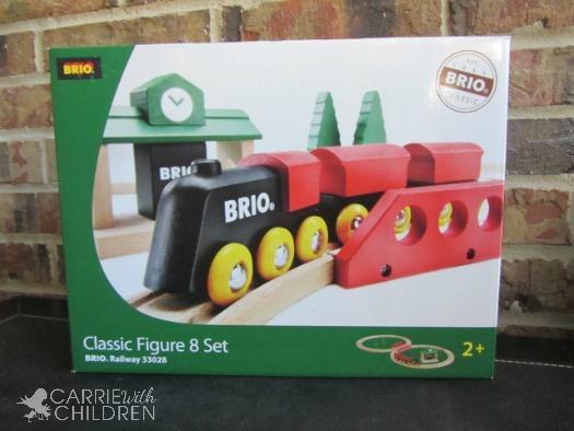 Brio Classic Toy Train Set