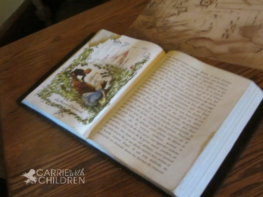 Disney New Fantasyland Belle's Favorite Book