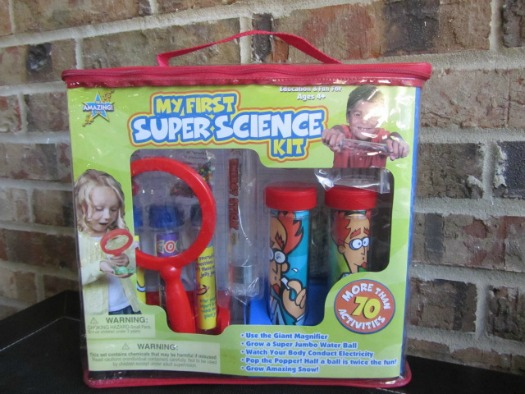 My First Super Science Kit Toy