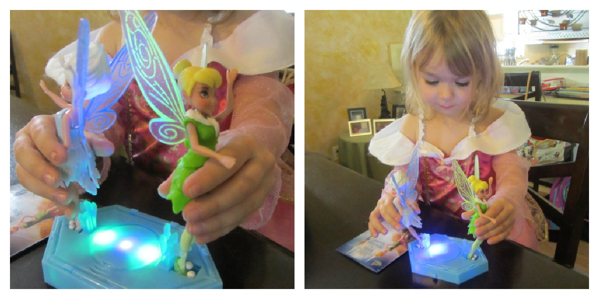 Secret of the Wings Periwinkle and Tinker Bell Wings