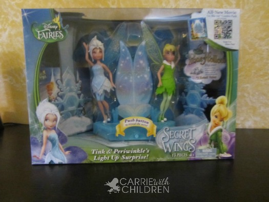 Secret of the Wings Tinker Bell and Periwinkle Toys