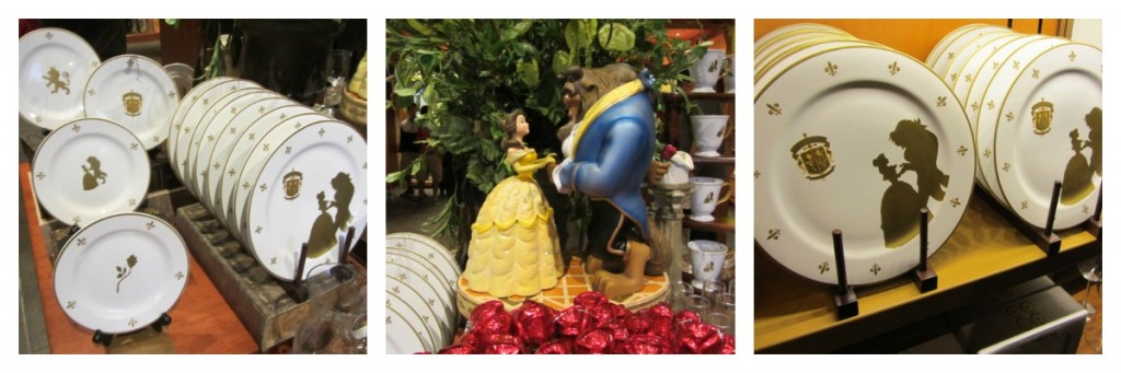 Disney's New Fantasyland Beauty & the Beast Merchandise