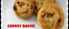 Recipe Chessy Bacon Ranch Pinwheels