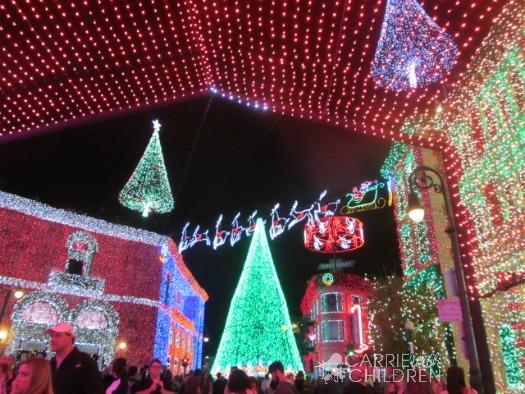 Disney's Osborne Spectacle of Dancing Lights