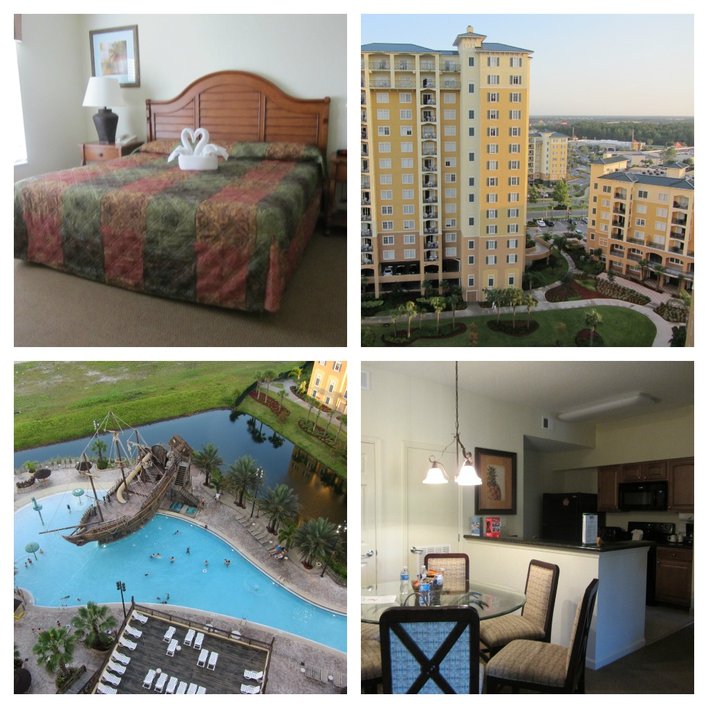 Lake Buena Vista Resort Village and Spa Collage