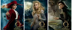 Oz The Great and Powerful Movie Posters Collage
