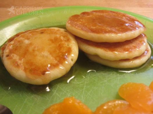 Aunt Jemima Lil' Griddles Pancakes