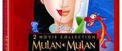 Mulan 2 Movie Collection Bluray Box Art