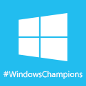 I'm a Windows Champion!