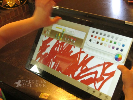 Fresh Paint App Windows 8