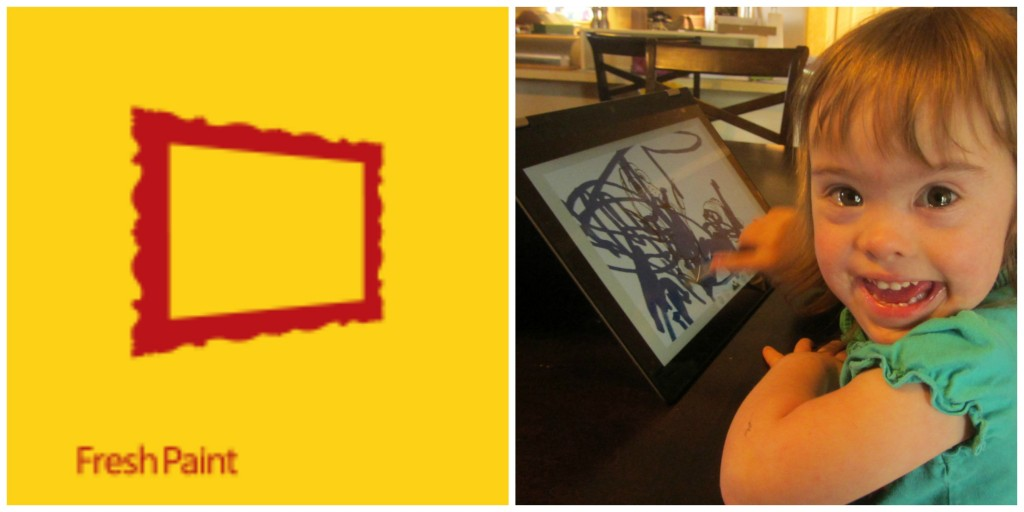 Pc giveaway windows 8 fresh paint app perfect for kids