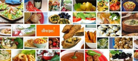 All Recipes Windows 8 app