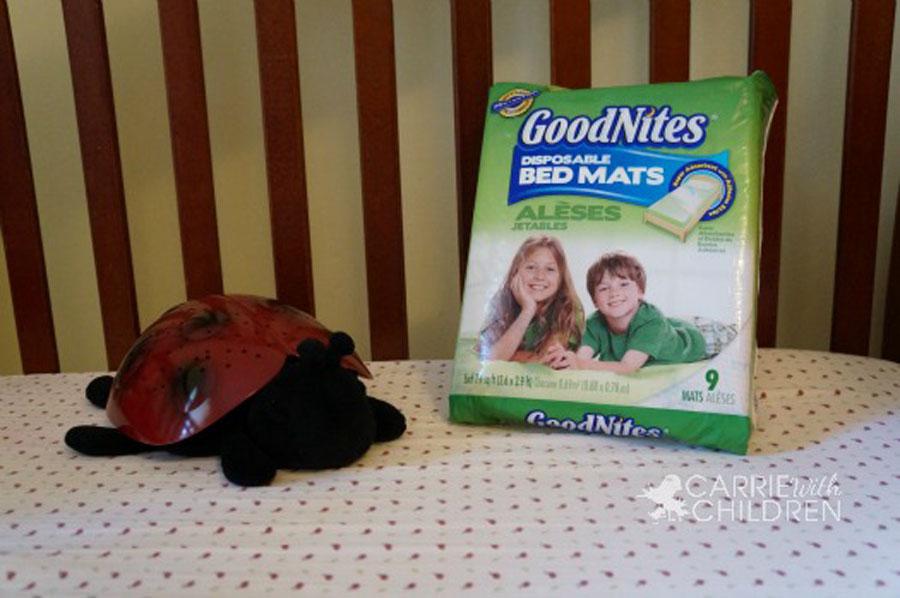 Goodnites Bed Mats Give Us Good Nights Betternights