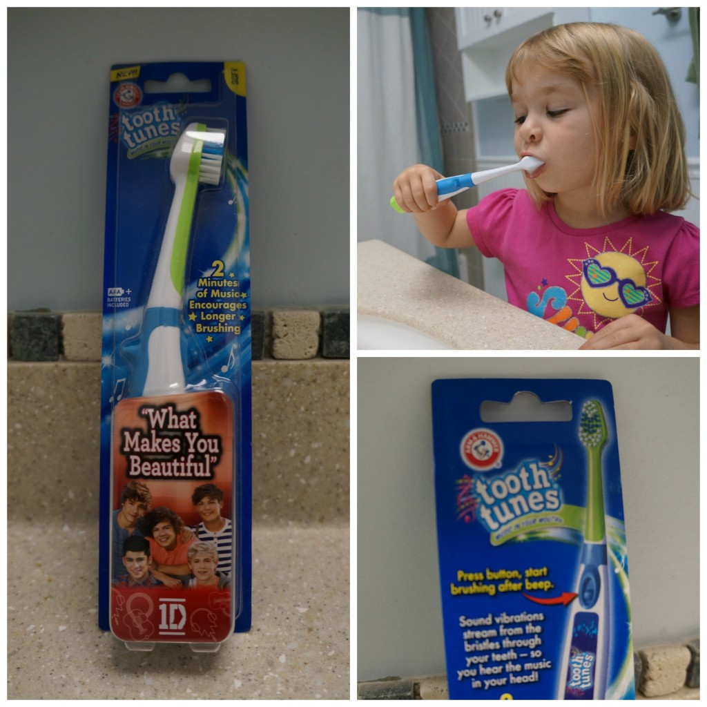 Tooth Tunes Collage Two