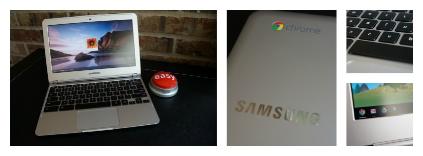 Samsung Google Chromebook Collage