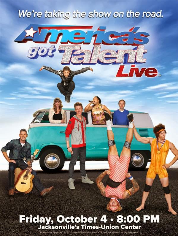America's Got Talent Live Jacksonville
