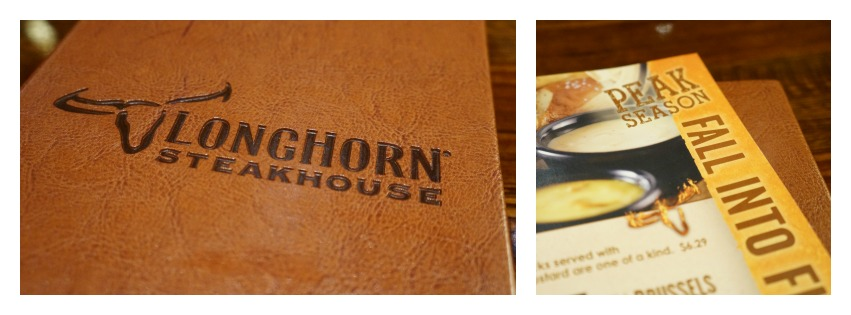 LongHorn Steakhouse Collage