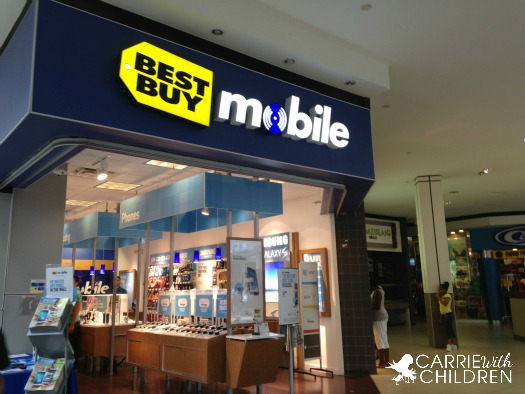 holiday shopping at best buy mobile specialty stores