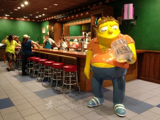 Moes Tavern at Universal Studios Orlando