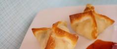 Recipe Baked Crab Rangoons