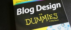 Blog Design for Dummies by Melissa Culbertson