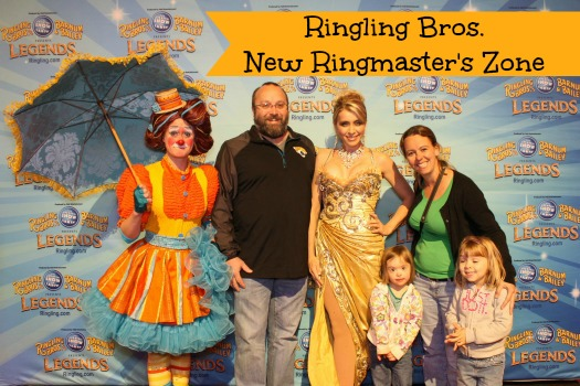 Ringling Bros. Ringmaster Zone Official Picture