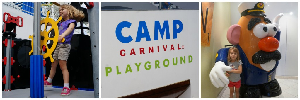 Carnival Sunshine Playground