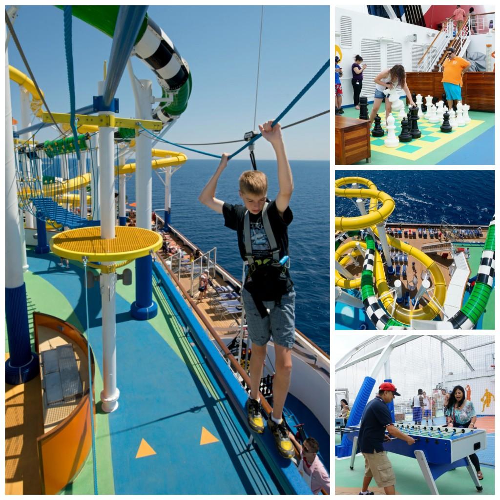 Carnival Sunshine SportSquare
