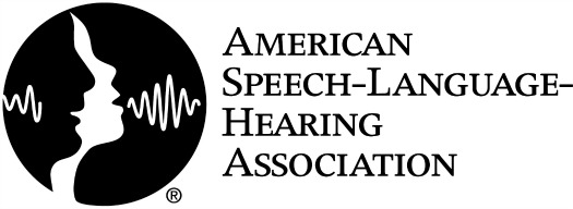 American Speech Language Hearing Association Logo