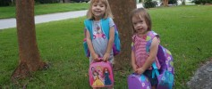 First Day of School Small Version