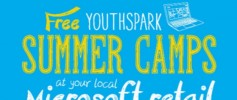 Microsoft Store Youthspark Summer Camps
