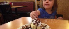 Molly Ice Cream Sundae Fuddruckers
