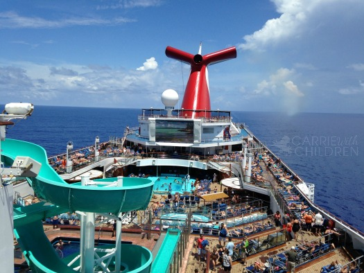 Family Memories Made On Carnival Freedom Carnivalfreedom