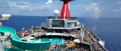 Carnival Cruise Freedom Panoramic Deck View Watermarked