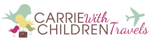 Resized Carrie with Children Travels Logo
