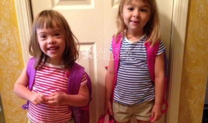 First Day of School Watermarked